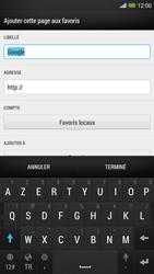 HTC One Max - Internet et roaming de données - Navigation sur Internet - Étape 10