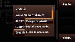 Nokia N97 Mini - Internet - Configuration manuelle - Étape 12