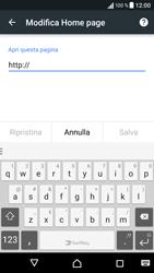 Sony Xperia XA - Internet e roaming dati - Configurazione manuale - Fase 27