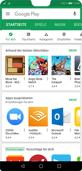 Huawei P20 - Apps - Nach App-Updates suchen - Schritt 3
