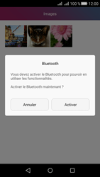 Huawei Y5 II Dual Sim - Photos, vidéos, musique - Envoyer une photo via Bluetooth - Étape 10