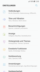 Samsung Galaxy S7 - Android Nougat - MMS - Manuelle Konfiguration - Schritt 5