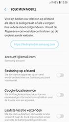 Samsung galaxy-a5-2017-android-oreo - Beveiliging en ouderlijk toezicht - Zoek mijn mobiel inschakelen - Stap 6