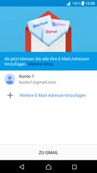 Sony Xperia Z5 (E6653) - Android Nougat - E-Mail - Konto einrichten (gmail) - Schritt 15