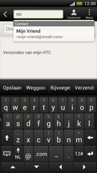 HTC Z520e One S - E-mail - Hoe te versturen - Stap 6