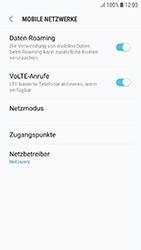Samsung Galaxy J3 (2017) - Internet und Datenroaming - Deaktivieren von Datenroaming - Schritt 6