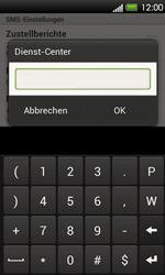 HTC One V - SMS - Manuelle Konfiguration - 4 / 4
