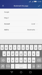 Huawei Y6 - Internet - Internet browsing - Step 6