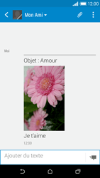 HTC Desire 610 - Contact, Appels, SMS/MMS - Envoyer un MMS - Étape 19