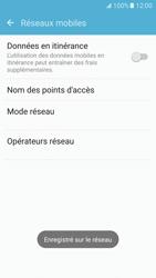 Samsung Galaxy S7 - Réseau - Sélection manuelle du réseau - Étape 10