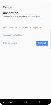 Samsung Galaxy S9 Plus - E-mail - 032a. Email wizard - Gmail - Étape 9