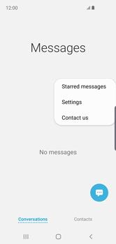 Samsung Galaxy S10e - SMS - Manual configuration - Step 6