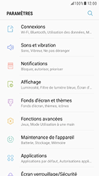 Samsung G930 Galaxy S7 - Android Nougat - Réseau - Activer 4G/LTE - Étape 4