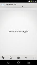 Sony Xperia Z1 - E-mail - configurazione manuale - Fase 4