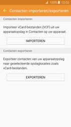 Samsung Galaxy J3 (SM-J320FN) - Contacten en data - Contacten kopiëren van toestel naar SIM - Stap 7
