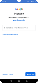 Huawei P30 Pro - E-mail - e-mail instellen (gmail) - Stap 8