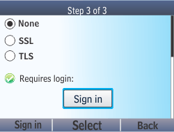 Nokia Asha 210 - Email - Manual configuration POP3 with SMTP verification - Step 16