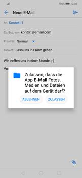 Huawei Mate 20 Lite - E-Mail - E-Mail versenden - 12 / 18