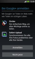 HTC Desire 500 - Apps - Konto anlegen und einrichten - Schritt 17
