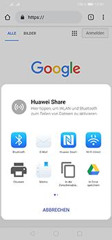 Huawei P30 Lite - Internet und Datenroaming - Verwenden des Internets - Schritt 21
