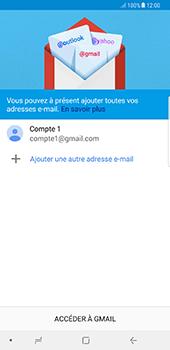 Samsung Galaxy Note 8 - E-mails - Ajouter ou modifier votre compte Gmail - Étape 14