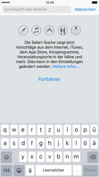 Apple Apple iPhone 7 Plus - Internet und Datenroaming - Verwenden des Internets - Schritt 4