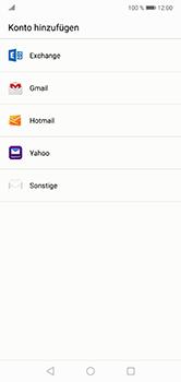 Huawei P20 Lite - E-Mail - Manuelle Konfiguration - Schritt 4