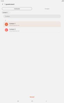 Samsung galaxy-tab-a-10-5-sm-t595-android-pie - E-mail - Hoe te versturen - Stap 10