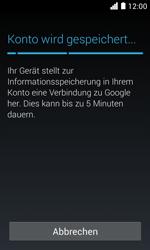 Huawei Ascend Y330 - Apps - Konto anlegen und einrichten - Schritt 21