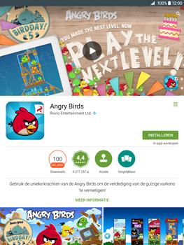 Samsung Galaxy Tab A 9.7 (SM-T555) - Applicaties - Downloaden - Stap 16
