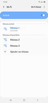 Samsung Galaxy A50 - Wifi - configuration manuelle - Étape 8