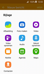 Samsung Galaxy J1 (2016) - MMS - hoe te versturen - Stap 16