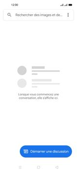 Oppo A53s - Contact, Appels, SMS/MMS - Envoyer un SMS - Étape 5