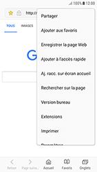 Samsung Galaxy J3 (2017) - Internet - Navigation sur Internet - Étape 19