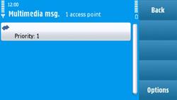 Nokia N97 - MMS - Manual configuration - Step 11