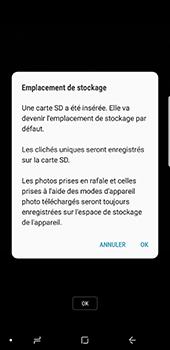 Samsung Galaxy Note 8 - Photos, vidéos, musique - Prendre une photo - Étape 4