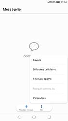 Huawei P9 - Android Nougat - SMS - Configuration manuelle - Étape 5