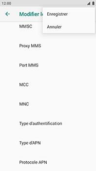 Xiaomi Mi A1 - Internet - Configuration manuelle - Étape 16