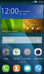 Huawei Y3 - Réseau - utilisation à l'étranger - Étape 1