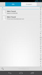 Huawei Ascend Mate - MMS - Erstellen und senden - 0 / 0