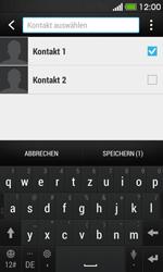 HTC Desire 500 - Anrufe - Anrufe blockieren - 8 / 11