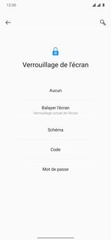OnePlus 7T Pro - Sécuriser votre mobile - Activer le code de verrouillage - Étape 6