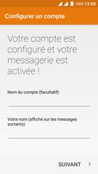 Wiko Freddy - E-mails - Ajouter ou modifier un compte e-mail - Étape 24