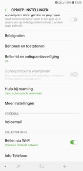 Samsung Galaxy J4 Plus - voicemail - handmatig instellen - stap 7
