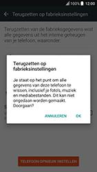 HTC U Play - Resetten - Fabrieksinstellingen terugzetten - Stap 7