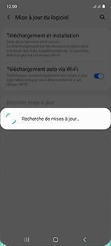 Samsung Galaxy A51 - Logiciels - Installation de mises à jour - Étape 6
