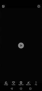 Huawei Mate 20 lite - Photos, vidéos, musique - Créer une vidéo - Étape 16