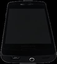 Samsung Wave 2 - Premiers pas - Découvrir les touches principales - Étape 7