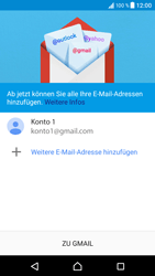 Sony Xperia XZ - Android Nougat - E-Mail - Konto einrichten (gmail) - Schritt 15