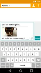 LG G4c - MMS - Erstellen und senden - 0 / 0